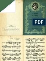 Beethoven Slavskij Guriliov