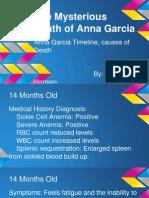 anna garcia death timeline 1