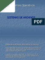 03.- Sistemas de Archivos Parte I