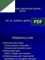 Kuliah Ppok Dr. Suradi Baru