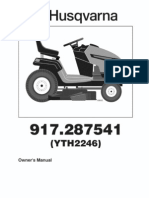 Husqvarna YTH2246 Manual
