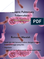 Tuberculosis Anak
