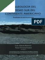 Arqueologia Del Extremo Sur Del Continente Americano