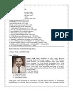 Biografi Gubernur Aceh