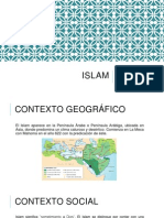 Arquitectura Bizantina, Románica y Gótica. Islam