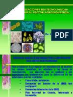 Curso Biotecnologia Aplicada Al Sector Agroindustrial-UMSS