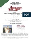 Fourth Annual Nathan Schmidt Memorial Fundraiser For