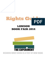 London Book Fair 2014 Rights Guide