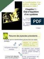 Equilibre chimique bis Ampère2009