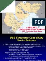24-USS Vincennes Study