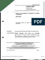 Sr Ohsas 18001_2004-Specificatie
