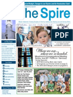 The Spire June 9th 2014