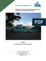 Informe Del 02 Junio Al 08 Junio de 2014 - Contratista