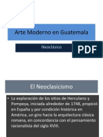 Neoclasico en Guatemala