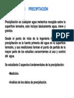 Hidrologia Presentacion Capitulo III