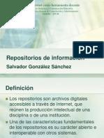 Tema 3 Repositorios de información