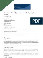 Dr Sarma's publication