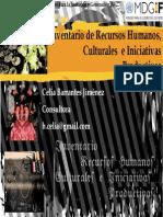Activ 2.3.2 Inventario de Recursos Humanos y Clts