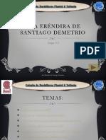 Ana Eréndira de Santiago Demetrio
