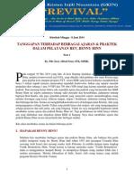 TANGGAPAN TERHADAP AJARAN & PRAKTEK BENNY HINN (Part 1).pdf