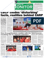 CBCP Monitor Vol 18 No 12
