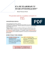 Libro Proyecto de Investigación