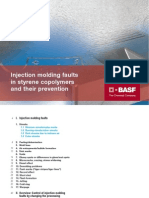 BASF Injection Molding Defects