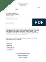 Carta Comercial 2