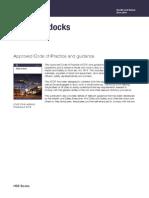 L148 Safety in Docks