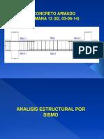 13) Concreto Armado Semana 13 (02!06!14) Diseño Sismorresistente (3)
