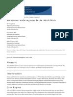 Sinusoidal Hemangioma in an Adult Male. Internet J Dermatol 2006