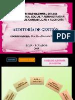 Aud. Gestion Fase IV y V