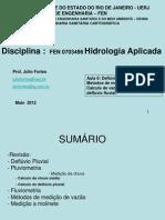FEN Hidro 2 HidroAplic_turma 201301_aula 6