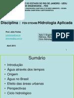 FEN Hidro2-HidroAplic_turma 201301_aula 3