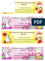 BookMarks UPSR 2013