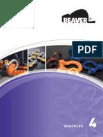 Beaver Tech Manual Shackles S4 Web Single