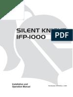 Manual Ifp1000