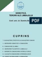 Slide Uri Curs semiotica