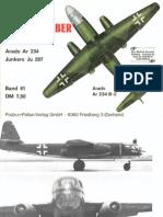 Waffen Arsenal - Band 061 - Die ersten Strahlbomber der Welt - Arado Ar 234 und Junker Ju 287