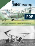 Waffen Arsenal - Band 065 - Die deutschen Hubschrauber 1928 - 1945