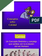 Conceptos de Calidad 2014-1