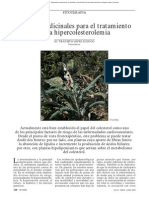 Plantas Medicinales Para Tto de Hipercolesterolemiactl_servlet1