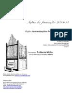 2013/14 AF Órgão I.3 Cartaz
