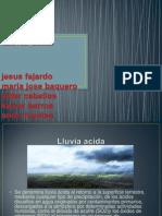 Diapositiva Lluvia Acida