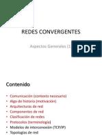 1 Redes Convergentes1 Def