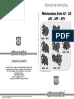 Manual Motobombas