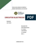 Elena Circuito Electrico
