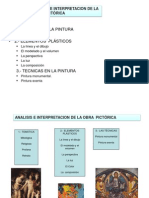 tema00analisiseinterpretaciondelaobrapictricacurso201213-120930020355-phpapp02