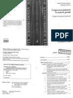 Cooperare Judiciară În Materie Penală. Culegere de Practică Judiciară - I.-c.Morar, M.zainea - 2008