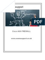 Firewall Manual